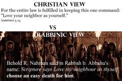 RabbiVsChristians